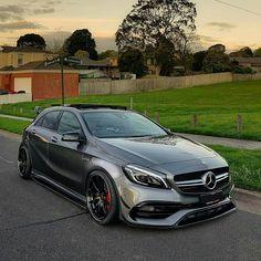 Likes, 315 Comments - Blacklist Lifestyle Mercedes Benz Amg, Carros Mercedes Benz, Mercedes Car, Benz Car, Mercedes Hatchback, Cla 45 Amg, Mercedez Benz, Audi Cars, Sport Cars