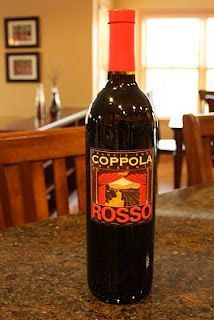 Francis Ford Coppola Rosso 2009 - An Offer You Can't Refuse? Available for $8 at Trader Joe's...