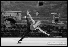 Carolina Kostner - Opera on Ice 2013 rehearsals