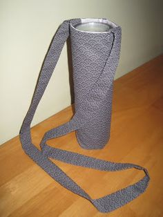 Simple water bottle carrier