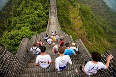 Destination Marathon: Great Wall Marathon