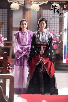 Drama God of War. . Goryeo Dynasty Korean traditonal clothes #hanbok