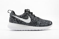 new concept 5c0d1 4d177 Groothandel Nike Roshe Run Print Schoenen Kopen Sale Nederland