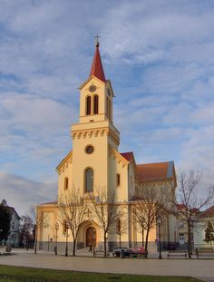 Zrenjanin Cathedral, Serbia