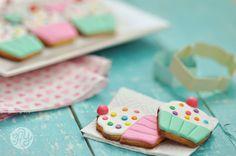 Sugar Cookie Day! - Muffin Fondant Cookies | Agus Yornet Blog