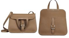 Introducing the Hermes Halzan Bag. This bag is the latest design from Hermes for their Fall/Wint...