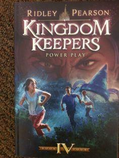Kingdom keepers 7 book set
