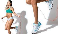 Abdominal e corda: um treino de 20 minutos para exterminar a barriga - Fitness - MdeMulher - Ed. Abril