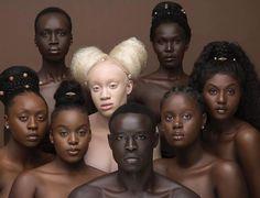 Black is beautiful Different Shades Of Black, Dark Skin Beauty, Black Beauty, Ebony Beauty, Beautiful Black Girl, Brown Skin Girls, Black Girl Aesthetic, Black Women Art, African Beauty