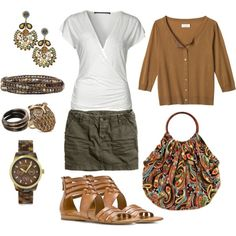 Waiting For Summer..., created by mobaby22 on Polyvore