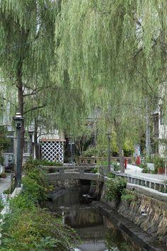 Shimoda, Shizuoka, Japan ペリーロード
