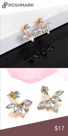 Rose Gold Earrings brand new.. super cute Jewelry Earrings