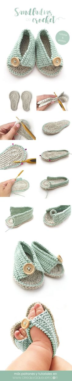 38 Ideas Crochet Baby Booties Diagram Free Pattern For 2019 Crochet Baby Sandals, Baby Girl Crochet, Crochet Shoes, Crochet Baby Booties, Crochet Slippers, Crochet For Kids, Crochet Lace, Crochet Patterns Free Women, Baby Patterns