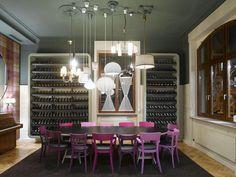 ENOTECAS! Bella Italia wine store & restaurant by Ippolito Fleitz Group, Stuttgart - Germany
