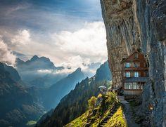 Aescher Hotel (Suiza)