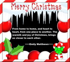 Merry Christmas Quotes & Wishes GO TO http://www.yourmotivationpage.com/blog/merry-christmas-wishes-quotes