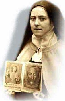 Saint Theresa of Lisieux - memorial 10/01/2012