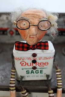 Sage Old Man