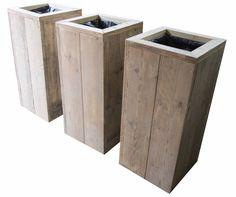 Outdoor Pallet Projects, Planter Boxes, Outdoor Furniture, Outdoor Decor, Outdoor Living, Woodworking, Backyard, Front Doors, Burnt Orange