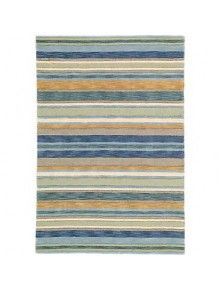 Simple yet appealing with alternating stripes of hand loomed color in the Sea Grass Sheffield Stripe Hooked Rug, part of our Beach House Rug Collection. Company C Rugs, Seagrass Rug, Cottage Furniture, Summer Stripes, Striped Rug, Hand Tufted Rugs, Rug Shapes, Rug Hooking, Sheffield