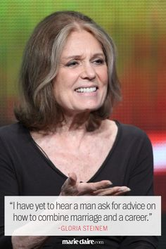 Gloria Steinem Turns 80 - Marie Claire
