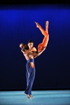 Alvin Ailey Dancers  The lifting up of the woman does not require the tearing down of the man.  In fact, a strong woman appreciates a strong man.  Conversely, a strong man is not intimidated by a strong woman. - T,D, Jakes