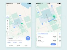bus station switch on map designed by 小鸣鸣. Connect with them on Dribbble; Mobile Web Design, App Ui Design, Map Design, User Interface Design, Bus App, App Map, Mobiles, Web Design Websites, Village Map