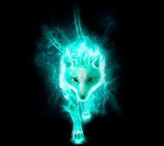 Spirit Wolf Spirited Art Guides My Wallpaper