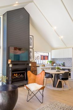 Brand new renovation, 2 King bedrooms, 1 bathroom, separate toilet, beautifully furnished. Katie's cottage is owned by Five Star guest. King Bedroom, Empty Spaces, Luxury Homes, Cottage, Flooring, Table, Furniture, Home Decor, Luxurious Homes