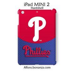 Philadelphia Phillies iPad MINI 2 Case Cover Hardshell