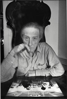 Marcel Duchamp, New York, 1964-1965