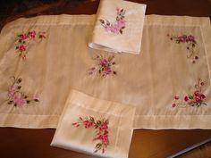 brezilya nakışı - handmade - embroidery - nakış - el işi