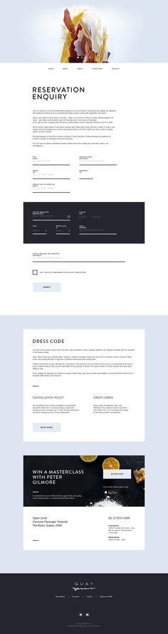 screenshot of Keep Pattern ➞ Login/Registration Pinterest - reservation forms in pdf