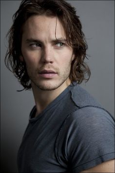Taylor Kitsch.  Tarro Beauty
