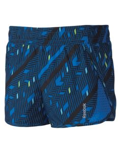 Reebok Printed Perforated Running Shorts #refinery29