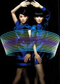 mizunocaitlin: Perfume Tour in Dome Concert Pamphlet scans… Perfume Jpop, How To Style Bangs, Japanese Girl Group, Messy Hairstyles, Concert, Hair Styles, Model, Image, Asian Ladies