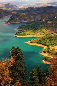 Lake Plastiras #Greece