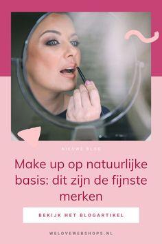 De wereld verandert om ons heen. We leven steeds meer milieubewust, worden vegan of vegetarisch, zijn voorzichtiger met de wereld en ook met onszelf. Tegenwoordig kijken we niet alleen meer naar de prijs van fijne beauty items, maar kiezen we voor wat we vertrouwen. We willen zeker weten dat wat we op onze huid smeren goed is voor ons. We vonden er maar liefst 10 merken die natuurlijke make up verkopen en die vind je op het blog! #beauty #makeup #natuurlijkemakeup #makeupopnatuurlijkebasis Mascara, Make Up, Beauty, Mascaras, Makeup, Beauty Makeup, Beauty Illustration, Bronzer Makeup
