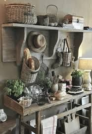image result for rustic french farmhouse interiors - Rustic Kitchen Decor Ideas