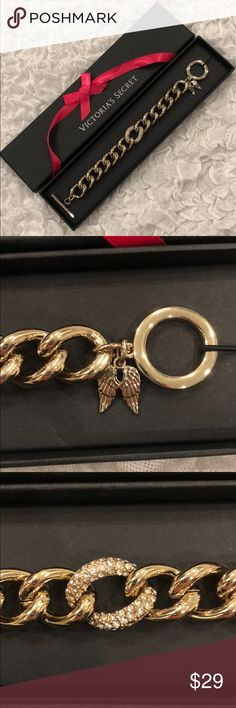 NEW Victoria's Secret Angels Exclusive Bracelet VS New in Gift Box & never worn! Perfect for a gift. Check out my other VS listings for a bundle deal  Victoria's Secret Jewelry Bracelets