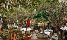 Genießen: Die 19 schönsten Gastgärten Wiens | Wienerin Lokal, Patio, Places, Outdoor Decor, Home Decor, Wanderlust, Vacation, Nice Asses, Round Round