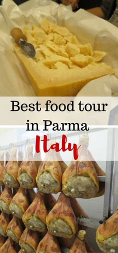 If you are a foodie, this is one of the best food tours you can do in Parma, Italy.  Home of the original and authentic Parma ham, Parmigiano Reggiano cheese and Modena Balsamic Vinegar.  And it's inexpensive too!  Book now for the upcoming shoulder season where there's less of a crowd and more of a chance to see more.
