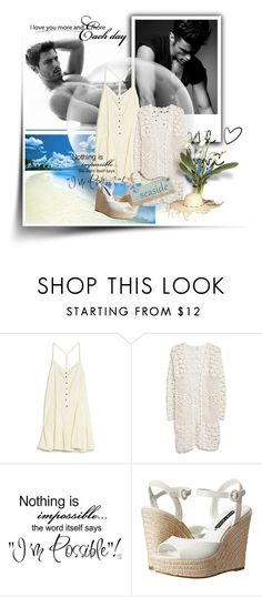 """""""( 2.450.000 set views !) Wow :)"""" by anne-977 ❤ liked on Polyvore featuring Current/Elliott, MANGO, WALL, Alice + Olivia, summerstyle, summer2015 and summerloves"""