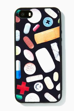 Chill Pill iPhone 5 Case - Nasty Gal