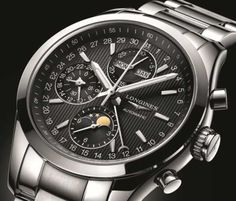Baselworld-Preview: Longines Conquest Classic Moonphase