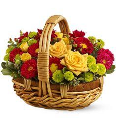 Centros de mesa y arreglos florales a toda hora