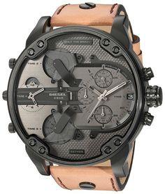 6c986aa7f7c Diesel Mr. Daddy 2.0 - DZ7406 Watches Relógio Esportivo