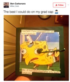 Just 17 Really Funny Graduation Caps From The Class Of 2017 - School Funny - School Funny meme - - BYE NERDS! The post Just 17 Really Funny Graduation Caps From The Class Of 2017 appeared first on Gag Dad. Graduation Cap Images, Funny Graduation Caps, Graduation Cap Designs, Graduation Cap Decoration, Graduation Diy, High School Graduation, Funny Grad Cap Ideas, Graduation Quotes, Graduation Announcements