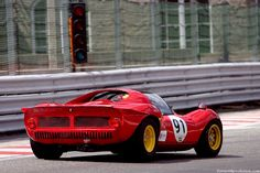 (1966 / 1967) Ferrari Dino 206 S Spyder