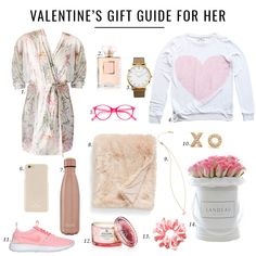 Valentine's Gift Guide for HER 💕